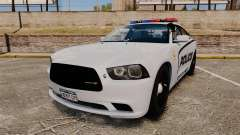 Dodge Charger 2011 LCPD [ELS] für GTA 4