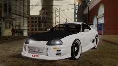 Toyota Supra TRD