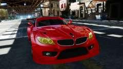 BMW Z4 GT3 2012