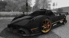 Pagani Zonda R 2009 für GTA San Andreas