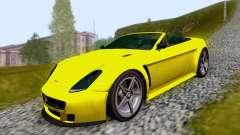 GTA V Rapid GT Cabrio