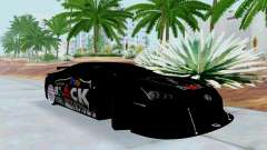 Lexus LFA Street Edition Djarum Black