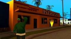 Le nouveau magasin texture Binco dans LS