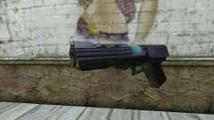 Le pistolet de Star Wars