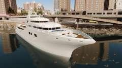 Plein de yacht