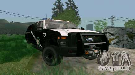 Ford F-250 Bone County Ultimate Response für GTA San Andreas