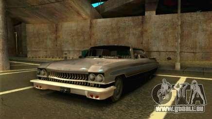 Cadillac Stella 1959 für GTA San Andreas