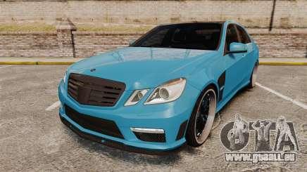 Mercedes-Benz B63 S Brabus pour GTA 4