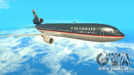 McDonnell Douglas MD-11 US Airways pour GTA San Andreas