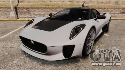 Jaguar C-X75 [EPM] Carbon Series pour GTA 4