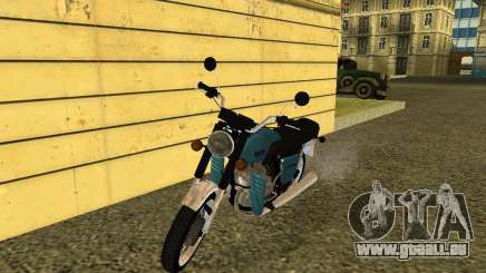 Isch Jupiter 4 für GTA San Andreas