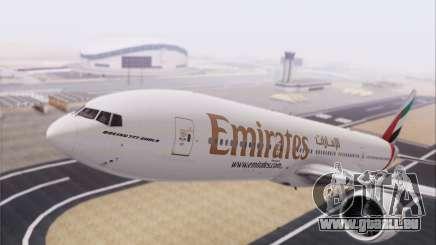 Emirates Airlines 777-200 pour GTA San Andreas