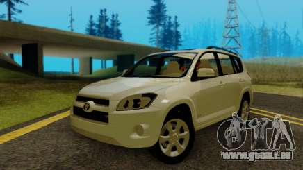 Toyota RAV4 pour GTA San Andreas