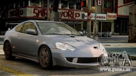 Honda Mugen Integra Type-R 2002 pour GTA 4