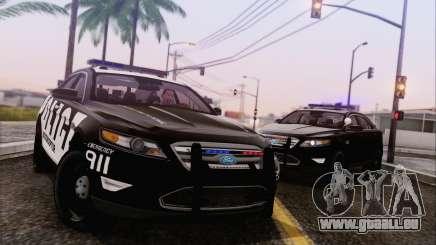 Ford Taurus Police für GTA San Andreas