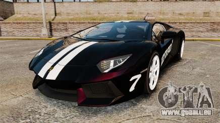 Lamborghini Aventador LP700-4 2012 [EPM] NFS für GTA 4