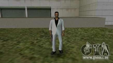 Le Costume Blanc pour GTA Vice City