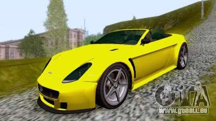 GTA V Rapid GT Cabrio pour GTA San Andreas