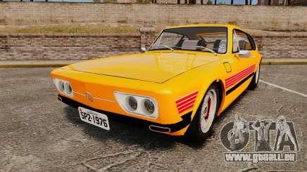 Volkswagen SP2 pour GTA 4