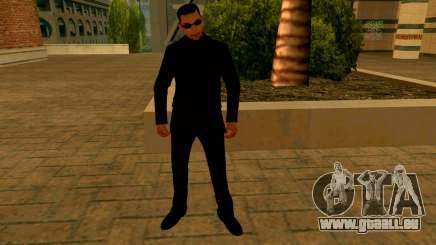 La nouvelle texture Wuzimu pour GTA San Andreas