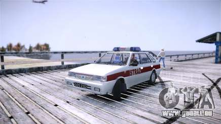 Daewoo FSO Polonez Caro Fire für GTA 4