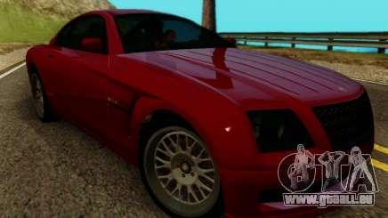 Fusilade GTA V pour GTA San Andreas