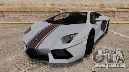 Lamborghini Aventador LP700-4 2012 [EPM] für GTA 4