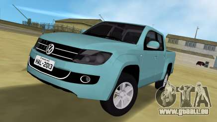 Volkswagen Amarok 2.0 TDi AWD Trendline 2012 für GTA Vice City