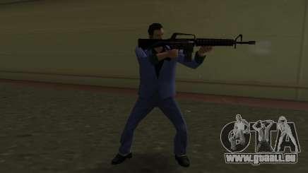 Waffen von Manhunt pack 2 für GTA Vice City