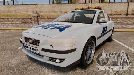 Volvo S60 AFA [ELS] für GTA 4