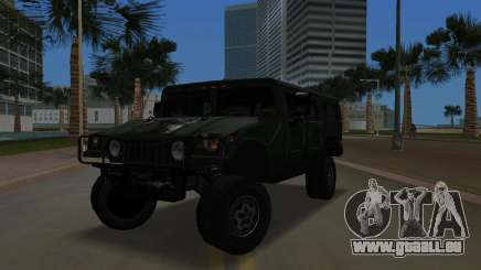 Hummer H1 Wagon pour GTA Vice City