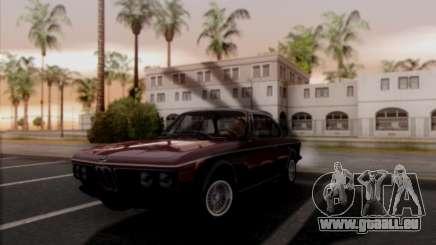 BMW 3.0 CSL 1971 pour GTA San Andreas