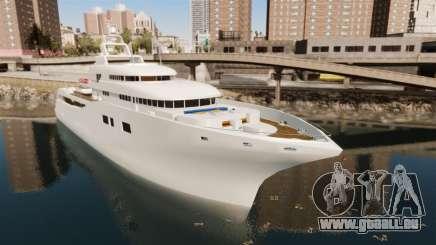 Voll yacht für GTA 4