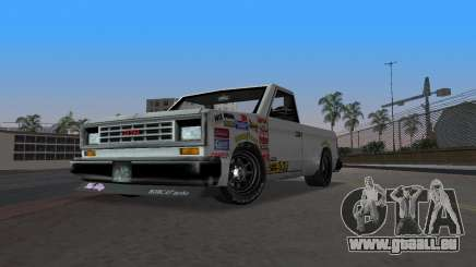 Bobcat Turbo pour GTA Vice City