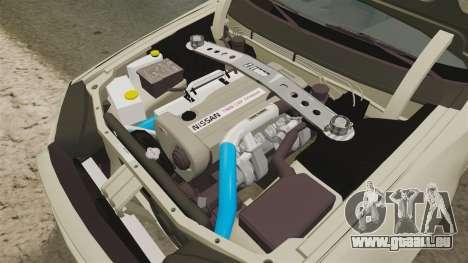 Nissan Skyline R34 Nismo Z-Tune für GTA 4 Innenansicht