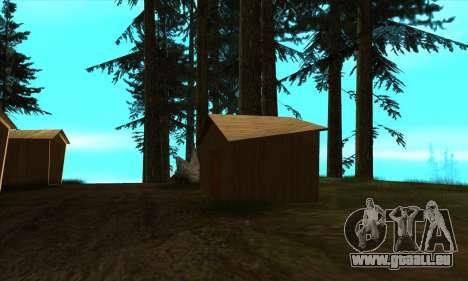 Neue Häuser im Panoptikum für GTA San Andreas fünften Screenshot