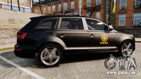 Audi Q7 TEK [ELS] für GTA 4 linke Ansicht