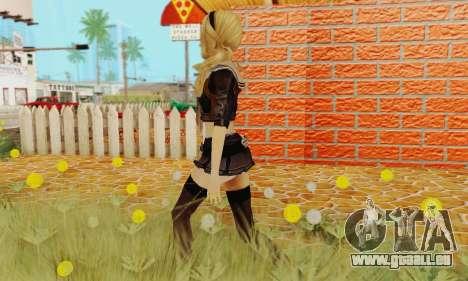 Babydoll Skin pour GTA San Andreas cinquième écran