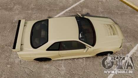 Nissan Skyline R34 Nismo Z-Tune für GTA 4 rechte Ansicht