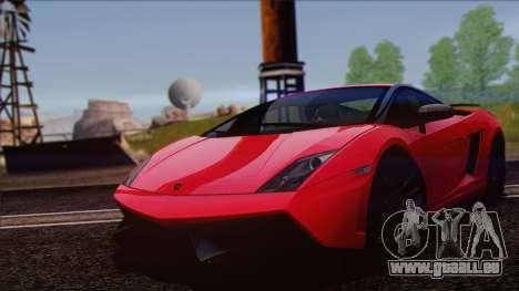 Lamborghini Gallardo LP570-4 Edizione Tecnica pour GTA San Andreas