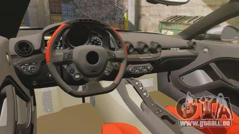 Ferrari F12 Berlinetta Novitec Rosso N-Largo für GTA 4 Seitenansicht