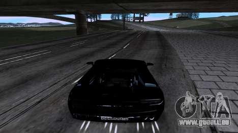 New Roads v1.0 pour GTA San Andreas sixième écran