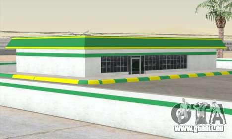 Remplissage dans le style de WOG pour GTA San Andreas troisième écran