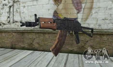 AKC-74У für GTA San Andreas