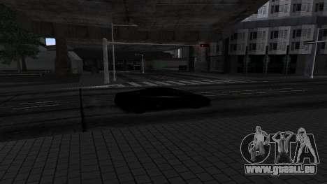 New Roads v1.0 pour GTA San Andreas neuvième écran