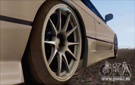 Nissan Silvia S13 Vertex für GTA San Andreas rechten Ansicht