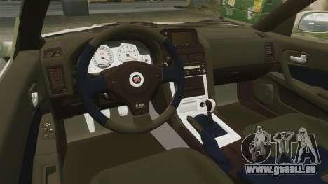 Nissan Skyline R34 Nismo Z-Tune für GTA 4 Seitenansicht