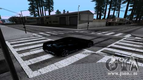 New Roads v1.0 für GTA San Andreas zehnten Screenshot