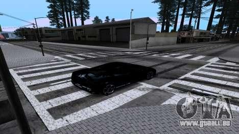 New Roads v1.0 pour GTA San Andreas dixième écran