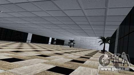 New Wang Cars pour GTA San Andreas troisième écran